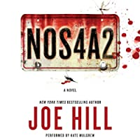 NOS4A2: A Novel (       UNABRIDGED) by Joe Hill Narrated by Kate Mulgrew