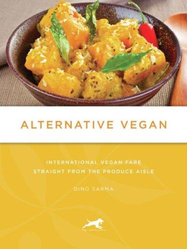 Alternative Vegan (Tofu Hound Press) by Dino Sarma