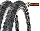 2 x Fahrradreifen Kenda Pannensicher 28 Zoll 28x1.60 42-622 700x40C