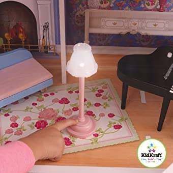 Kidkraft Magnolia Mansion Dollhouse With Furniture Toy Discontinued