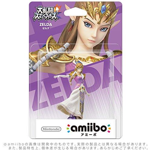 amiibo ゼルダ(大乱闘スマッシュブラザーズシリーズ)