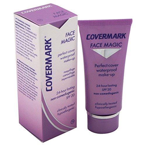 Covermark Face Magic Tubetto Fondotinta, Colore 7A - 30 ml