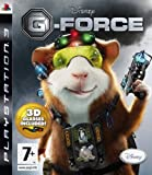G-Force with 3D Glasses (PS3)