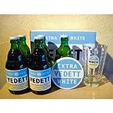 ベルギービールギフト ヴェデットホワイトセット