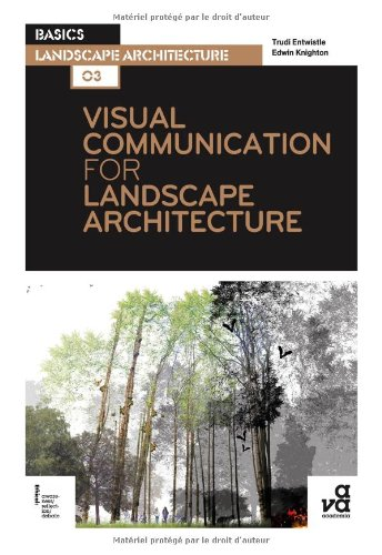 Visual Communication for Landscape Architecture (Basics)