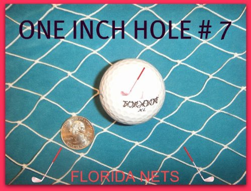 12'x12' Golf Net,impact,backstop, Hockey, Barrier, Sports, La Crosse, Soccer, Cage, Fishing Nets