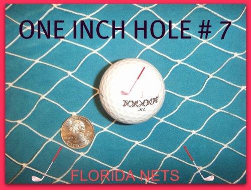 15'x12' Golf Net,impact,backstop, Hockey, Barrier, Sports, La Crosse, Soccer, Cage, Fishing Nets