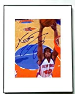KURT THOMAS Signed Autographed NEW YORK KNICKS Photo by Autograph Pros, LLC