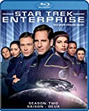 Star Trek: Enterprise: The Complete Second Season (Bilingual) [Blu-ray]