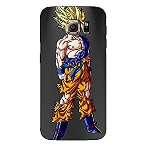KID GOKU GT BACK COVER FOR SAMSUNG S7 EDGE