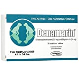 Nutramax Denamarin Tabs For Medium Dogs 13-34 Lbs. - 30 Tablets