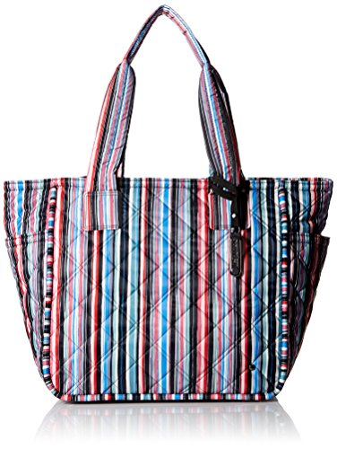 lesportsac-signature-claudia-tote-bag-watercolor-stripe-quilted-one-size