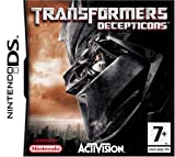 Transformers: The Game - Decepticons (Nintendo DS)