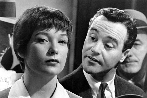 The Apartment with Shirley MacLaine