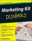 img - for Marketing Kit for Dummies by Alexander Hiam (2009-02-03) book / textbook / text book