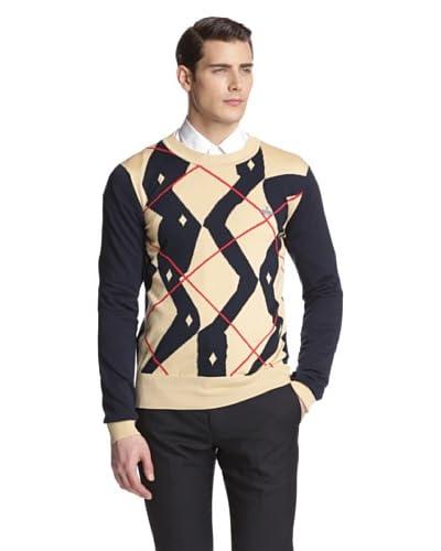 Vivienne Westwood Men's Argyle Sweater