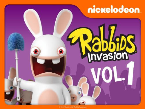 Rabbids Invasion Volume 1