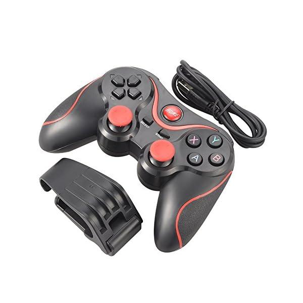 XCSOURCE-T3-ContrleurManette-de-Jeu-Bluetooth-Sans-fil-avec-Support-Rglable-pour-Smartphone-Android-Tablette-Smart-TV-TV-Box-AC430