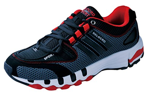 delocrd-mens-running-shoes-walking-basketball-footwear-uk-size-9-black-red-eu-45