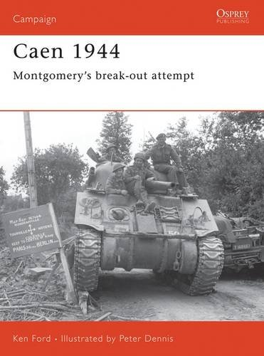 Caen 1944: Montgomery's break-out attempt (Campaign)