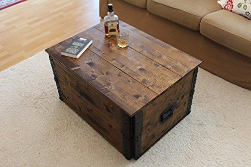 holzkiste als couchtisch com forafrica. Black Bedroom Furniture Sets. Home Design Ideas