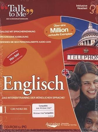 Talk to Me 7.0 Englisch, Grundkurs