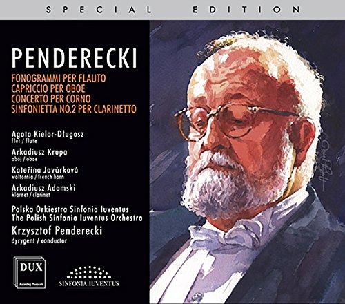 Adamski & Seal - Penderecki: Concertos For Wind Instruments & Orchestra - Zortam Music