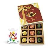 Valentine Chocholik Luxury Chocolates - Elegantly Sweet Chocolates Hamper With Friendship Mug