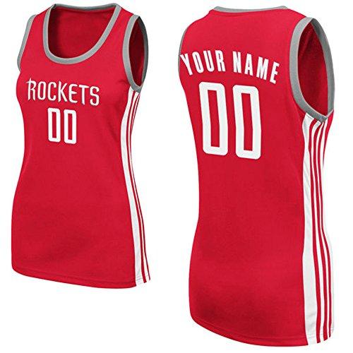 Houston Rockets Fan Shop: Houston Rockets Ladies Jersey, Rockets Women's Jersey