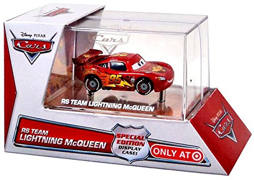 Disney / Pixar Cars 1:43 Diecast Car RS Team Lightning McQueen - 1