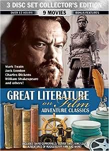 Great Literature On Film- Adventure Classics
