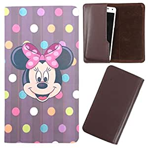 DooDa - For Nokia Asha 500 / 500 Dual sim PU Leather Designer Fashionable Fancy Case Cover Pouch With Smooth Inner Velvet