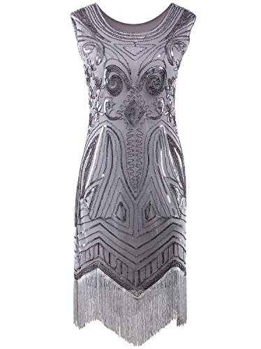 Vijiv-Womens-1920s-Vintage-Gatsby-Bead-Sequin-Art-Nouveau-Deco-Flapper-Dress