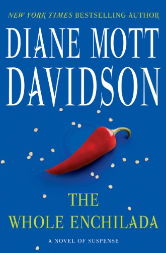 <strong>The Whole Enchilada by Diane Mott Davidson</strong>&#8221; /></a> <a href=