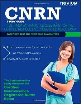 Neuro nursing study guide