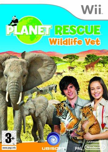 Planet Rescue: Wildlife Vet (Wii) [import anglais]