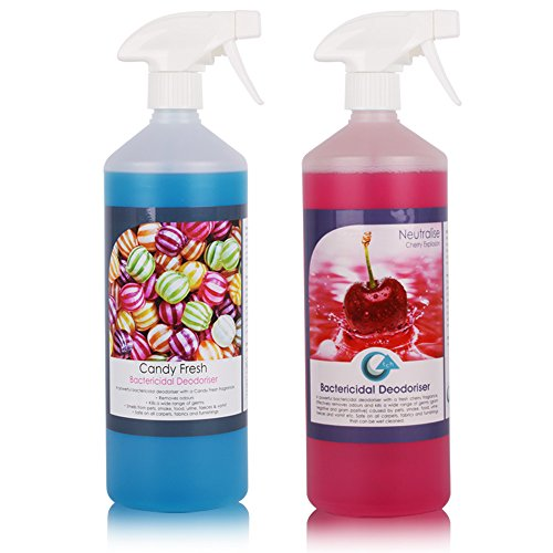 2-pack-of-the-chemical-hutr-cherry-candy-kennel-bactericidal-deodoriser-for-pet-training-kills-smell