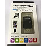[PCATEC] [iOS9対応] ipad air/air2/iphone6/6plus/iPhone /5/5S/5C 全対応 Lightning to i-FlashDrive Mirco SD/TF カードリーダー 遂にiOS9対応!... ランキングお取り寄せ