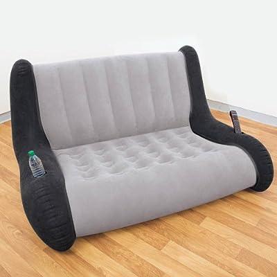 Intex - Aufblasbares Lounge Sofa Mit Getraenkehalter bei aufblasbar.de