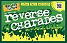 Reverse Charades Board Game - Sports Edition - Fun & Hilarious Family Games - For All Ages - Perfect for Parties and Gatherings