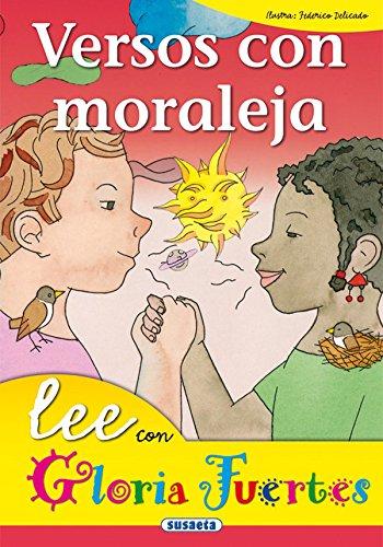 Versos Con Moraleja. Lee Con.... (Lee Con Gloria Fuertes)