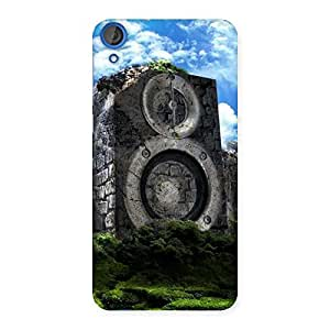 Stylish Speaker Of Rocks Back Case Cover for HTC Desire 820