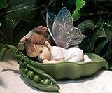My Little Kitchen Fairies from Enesco My Little Sweet Pea Fairie Figurine 3 IN