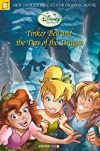 Disney Fairies Graphic Novel #3: Tinker Bell and the Day of the Dragon