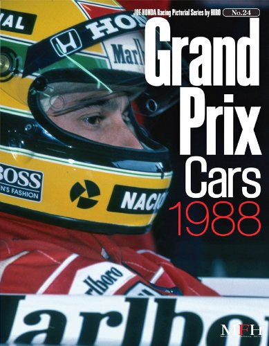 Grand Prix Cars 1988 ( Joe Honda Racing Pictorial series by HIRO No.24)