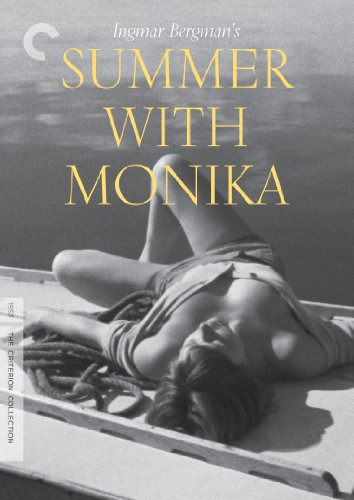 Cover art for  Summer with Monika (Criterion Collection)