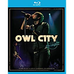 Owl City: Live From Los Angeles [Blu-ray]