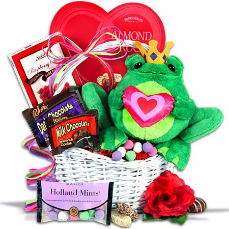 Toadally Yours Valentine's Day Gift Basket