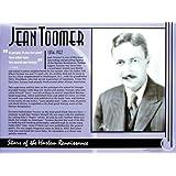 Jean Toomer, Stars of the Harlem Renaissance, Poster