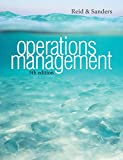 img - for Operations Management 5e + WileyPLUS Registration Card book / textbook / text book